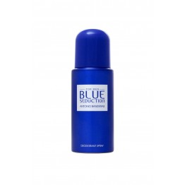 Antonio Banderas Blue Seduction For Men Дезодорант спрей