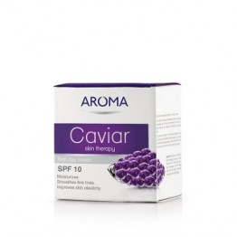 Aroma / Арома Caviar Skin therapy Дневен крем за лице