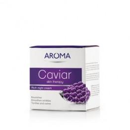 Aroma / Арома Caviar Skin therapy Нощен крем за лице