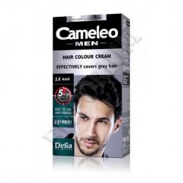Cameleo Боя за коса за мъже - 1.0 Черно