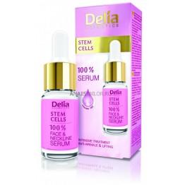 Delia / Делиа Серум Стволови клетки - за лице и деколте
