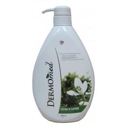 Dermomed Течен сапун с аромат на Бял Мускус