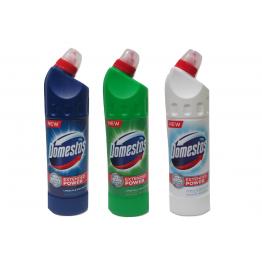 Domestos Почистващ и Дезинфекциращ препарат
