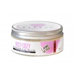 Rosy Cozy Балсам за Лице, Ръце  и Тяло с Успокояващ  и Подхранващ ефект , с аромат на роза 75мл.