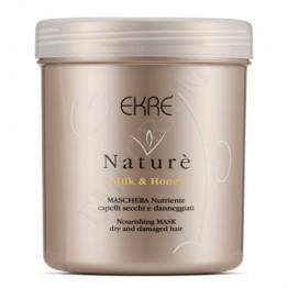 Ekre Nature Milk and Honey Подхранваща маска 1000мл.