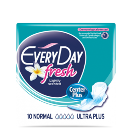 Every Day Fresh Дамски превръзки Normal Ultra plus- 10бр.