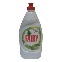 Fairy Течен препарат за съдове - Ябълка