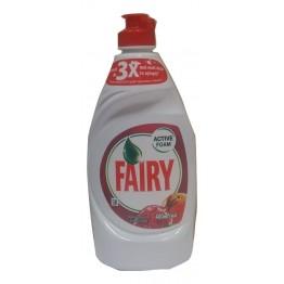Fairy Течен препарат за съдове - Нар и Червен Портокал