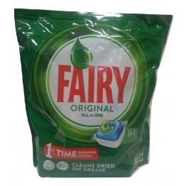 Fairy Original Капсули за съдомиялна машина - 84бр