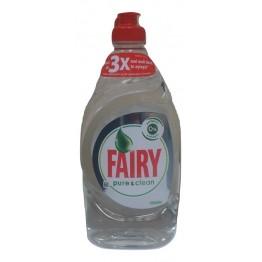 Fairy Pure & Clean Течен препарат за съдове