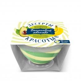 Fito cosmetic Хидратираща Маска за Коса Beauty Desserts Банан и Авокадо 220мл