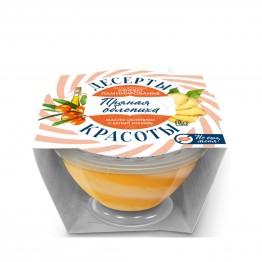 Fito cosmetic Ламинираща Маска за Коса Beauty Desserts с облепиха  220мл