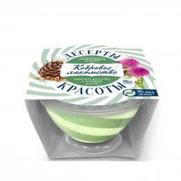 Fito cosmetic Укрепваща Маска за Коса Beauty Desserts кедър  220мл