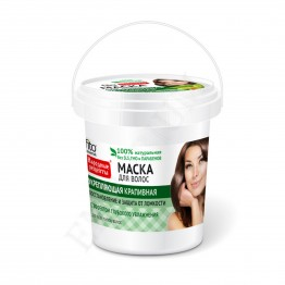 Fito cosmetic Възстановяваща Маска за Коса Народни Рецепти с Коприва 155мл