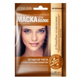 Fito cosmetic Маска за Коса Крем Къна за Растеж  30мл