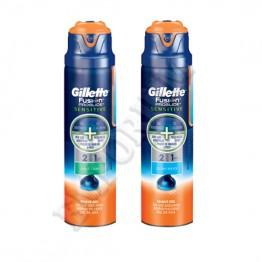 Gillette Fusion Proglide Sensitive Гел за бръснене 2 в 1