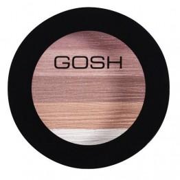 Gosh Bronzing Shimmer Powder Бронзираща пудра за лице - 002 Pink