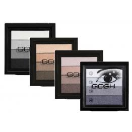 Gosh Smokey Eye Палитра Сенки за очи - 4 цвята