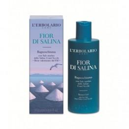 L'erbolario Пяна за Вана и Душ - Цвете от Солта