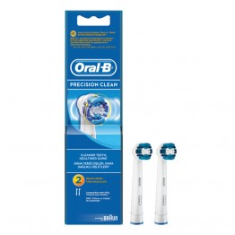 Oral-B Precision Clean Резервни глави за електрическа четка за зъби