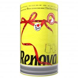 Renova Кухненска хартия - Жълта