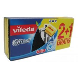 Vileda Glitzi Домакинска гъба