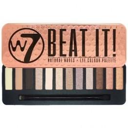 W7 Beat It Сенки за очи 12 Цвята