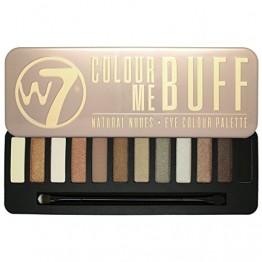 W7 Colour Me Buff Сенки за Очи 12 цвята