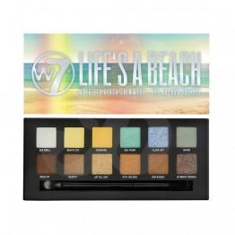 W7 Life's A Beach Сенки за Очи 12 Цвята