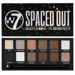 W7 Spaced Out  Сенки за Очи 12 Цвята
